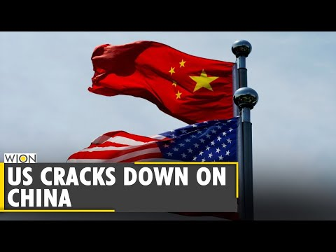 US sanctions 24 Chinese and Hong Kong officials | Antony Blinken | Latest World News | English News