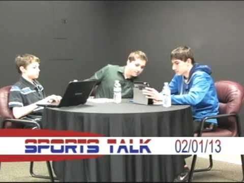 Sports Talk EP 004