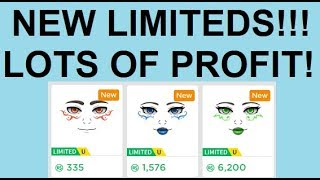 THREE NEW LIMITED ELF FACES ROBLOX (LOTS OF PROFIT!!!)