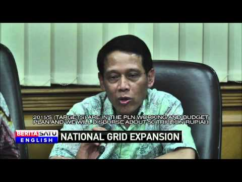 Indonesian Electric Company PLN Sets Targets to Expand National Power Grid