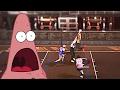 BEST SLASHER IN THE GAME!! SPEEDBOOSTING SLASHER IS OP!! NBA2K17 MYPARK