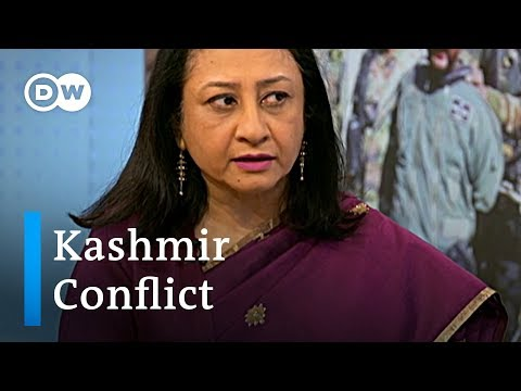 Kashmir conflict interview: India's ambassador to Germany Mukta Dutta Tomar   DW News