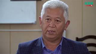 Глава фонда «Мурас» Кыяс Молдокасымов о 3 тыс. истории кыргызов