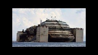 Yıllarca Su Altında Yatan Geminin Gizemli Sırları Var