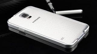 Обзор с заказчиком #3. Отличный алюминиевый чехол-бампер для Samsung Galaxy S5