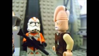 Lego Star Wars: Battle of Mygeeto (Episode 1)