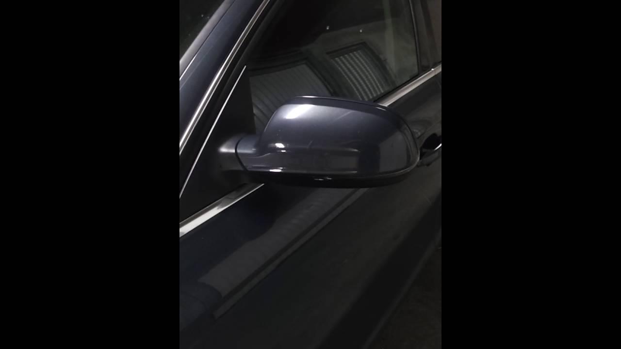 À Gauche Côté Conducteur Miroir De Verre Rétroviseur Extérieur Pour Audi a4 b8 2008-2009
