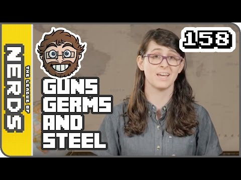 Guns Germs and Steel -TLoNs Podcast #158