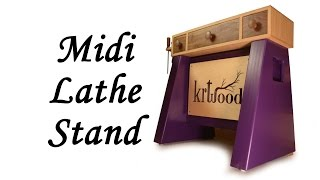 Build A Midi Lathe Stand