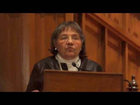 Ficklin Media Diane Nash at Yale, MLK, remarks Part 2