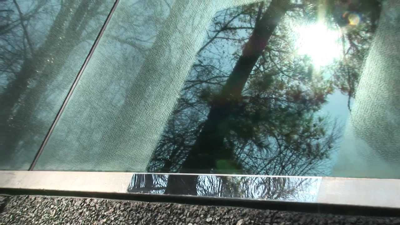 Glass Resurfacer Final Polish Window Glass Restoration