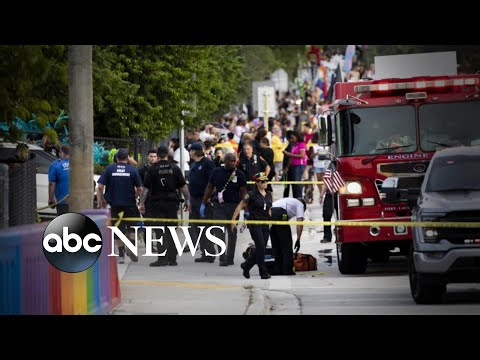 Deadly crash at Florida Pride parade deemed an accident