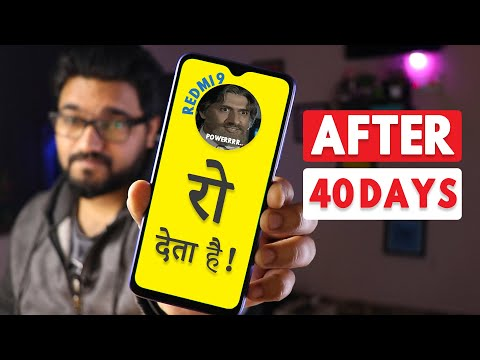 Redmi 9 POWER Final Review - NOT RECOMMENDED?...