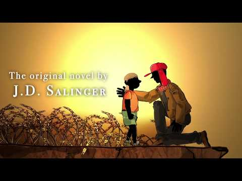 The Catcher In The Rye Title Sequence Animation