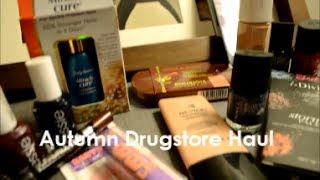 DRUGSTORE BEAUTY HAUL Thumbnail
