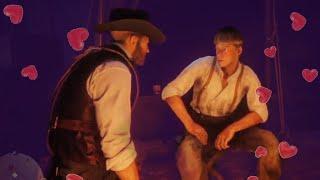 Red Dead Redemption 2 Arthur Morgan's Gay