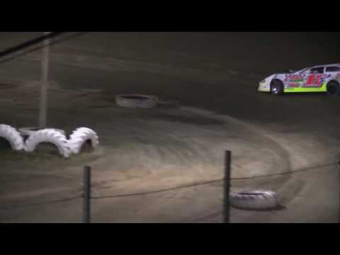 Hilltop Speedway Street Stock Feature 4-22-17