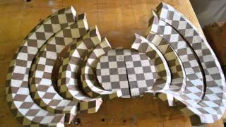 Segmented Wood Turnings By Darryl Easter