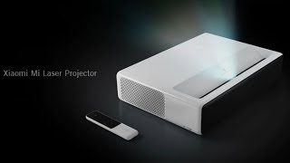 Xiaomi Mijia Laser Projection TV 150 Inches 5000 lumens 1080 Full HD 4K   (Link in Description)