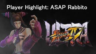 USF4 Player Highlight: ASAP Rabbito(Juri)