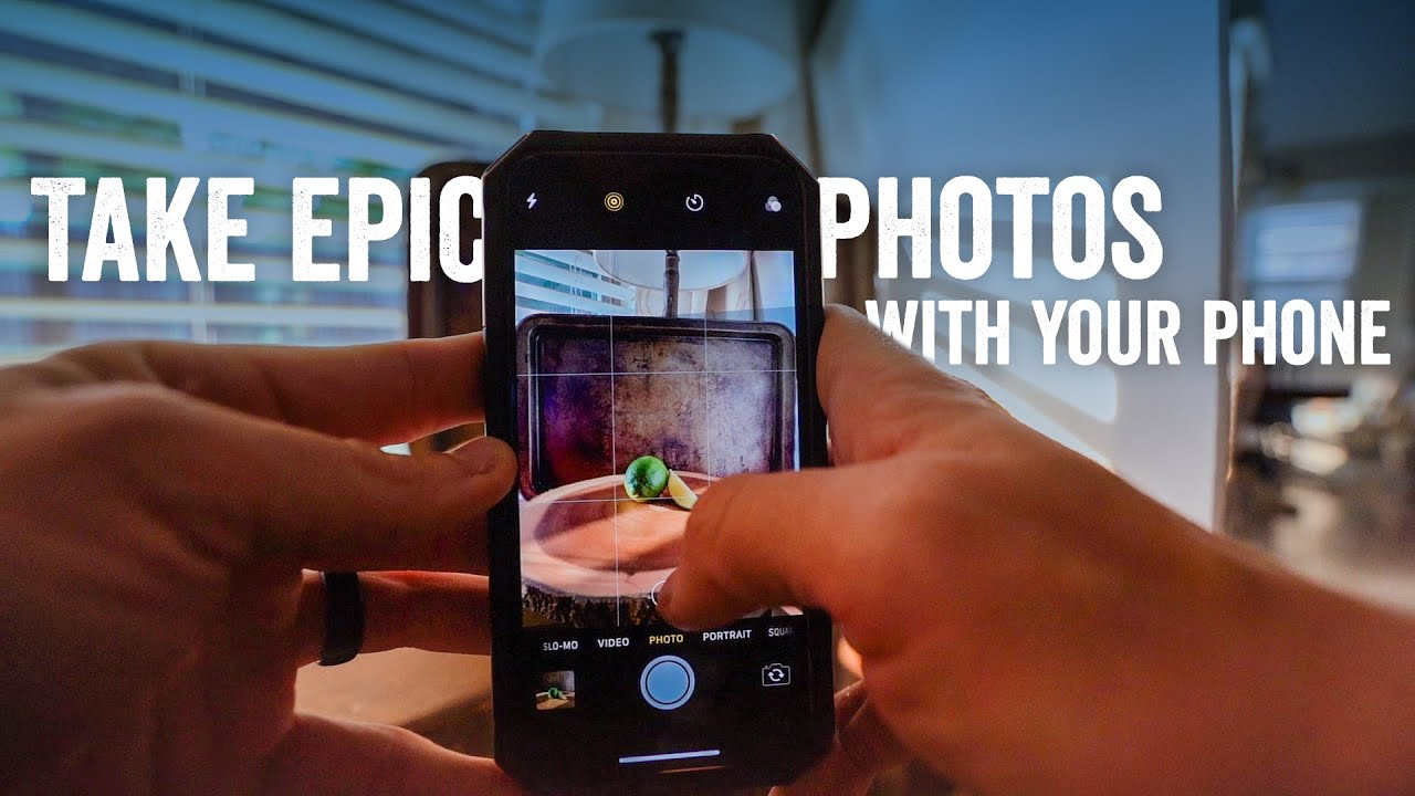 Professional Photographer uses an iPhone? | Phone