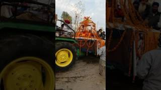 Mehatpur  (oladni) nagar kirtan 2017