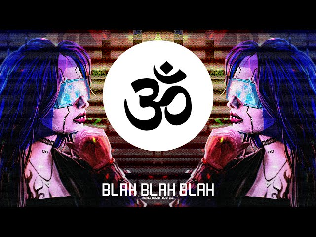 Armin Van Buuren - Blah Blah Blah (Kibacs & Nercon Bootleg)