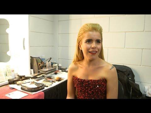 Paloma Faith Backstage Interview   BRIT Awards 2015