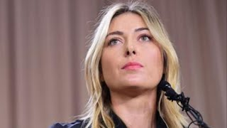 Maria Sharapova Fails Drug Test