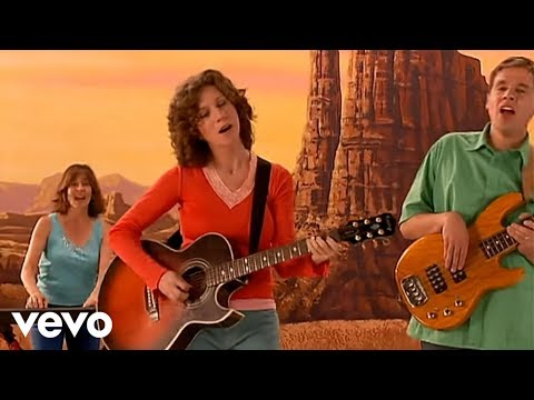The Laurie Berkner Band - We Are The Dinosaurs (Official Video)