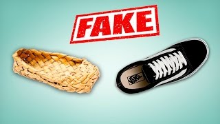 Sneakers Vans Old Skool REAL vs FAKE
