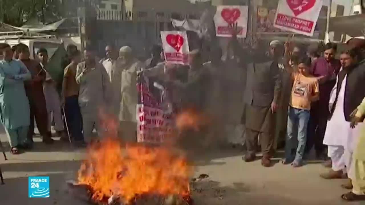 باكستان: فرنسا تدعو رعاياها للمغادرة وسفارتها تحت الحماية المشددة.. ما السبب؟  - نشر قبل 21 دقيقة