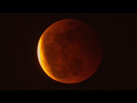 L'éclipse d'une Super