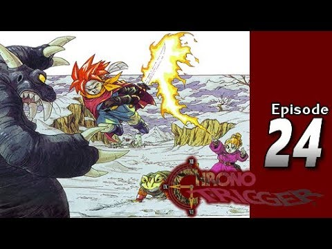 Lets Blindly Chrono Trigger: Part 24 - Into the Tower