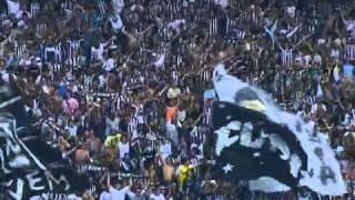 Brasileirão 2011 - 16ª rodada - Botafogo 4 x 2 América-MG - gols