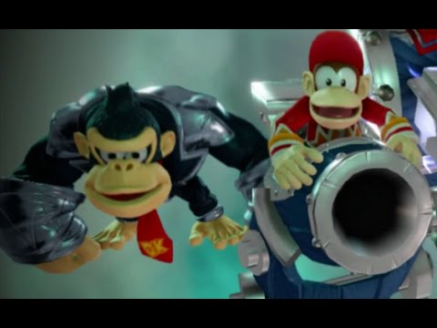 Skylanders Superchargers (Wii U) Walkthrough Part 3 - The Cloud Kingdom (2 Player)