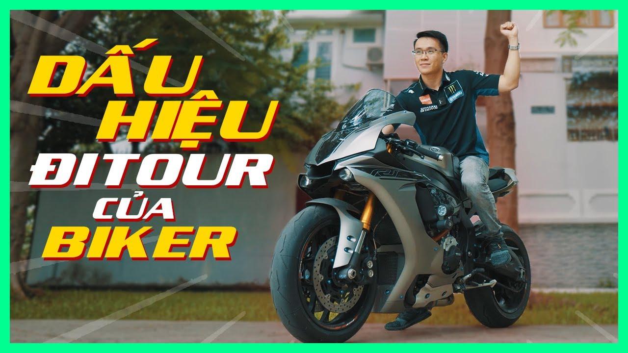 PKL - Những dấu hiệu khi đi tour của dân biker (Motorcycle hand signals)