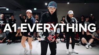 a1 everything meek mill ft kendrick lamar sori na choreography