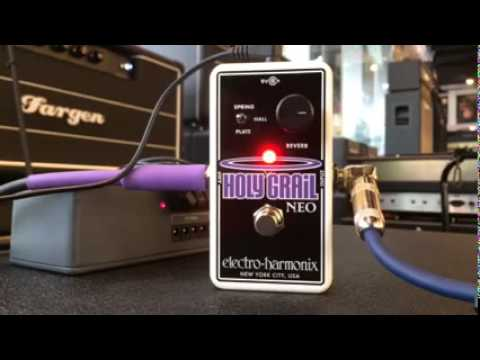 strings shop review electro harmonix holy grail neo reverb youtube. Black Bedroom Furniture Sets. Home Design Ideas