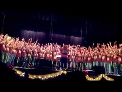 Tuloso Midway Middle School Choir Spring Fling