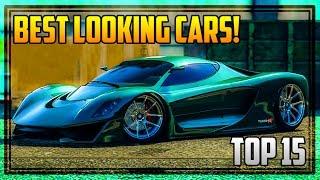 """Top 15 """"Best Looking Cars"""" in GTA 5 Online!"""