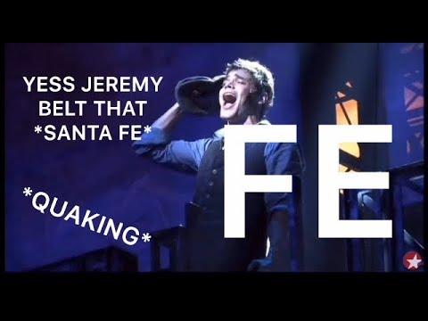 Jeremy Jordan Compilation: MUST WATCH IF YOU LOVE JEREMY/NEWSIES😍😂