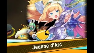 Dragalia Lost - Gameplay 5 Star Dragons - Jeanne d