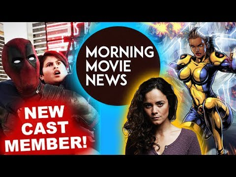 Deadpool 2 Julian Dennison, Alice Braga as Cecilia Reyes in New Mutants Whitewashing?