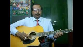 Ma Baker guitar instrumental by Rajkumar Joseph.M