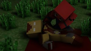 "Minecraft сериал-""Человек Паук"" - 4серия"