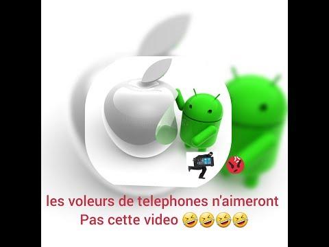 Bloquer..tracker..Supprimer Vos Données Sur Telephone Volé/perdu