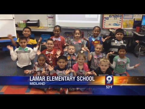 Lamar Elementary School Midland - YouTube