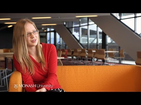 Arielle Tickner-Smith: Why I Chose Monash