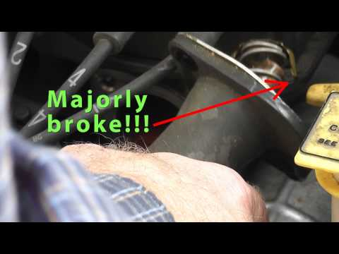 Hqdefault on 2002 Chrysler Sebring Thermostat Replacement